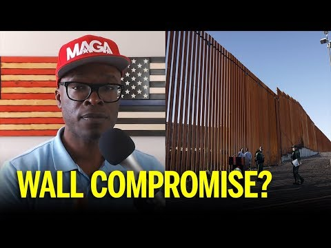 Border Wall HUGE COMPROMISE Ready For Trump To Sign! (REACTION)