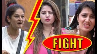Resham Fights With Megha & Sai In Bigg Boss House   Bigg Boss Marathi Highlights   Chillx Marathi