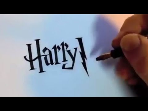 Calligraphy   Movie Titles and Logos by Seb Lester
