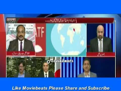 Hilarious-Pakistani Stock Market Crash due to Indian breaking News on FATF Watchlist