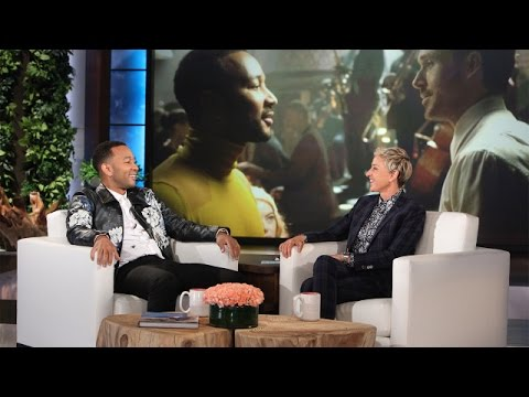 John Legend On His Daughter & 'La La Land'
