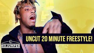 Juice Wrld: Insane 21 Minute Freestyle