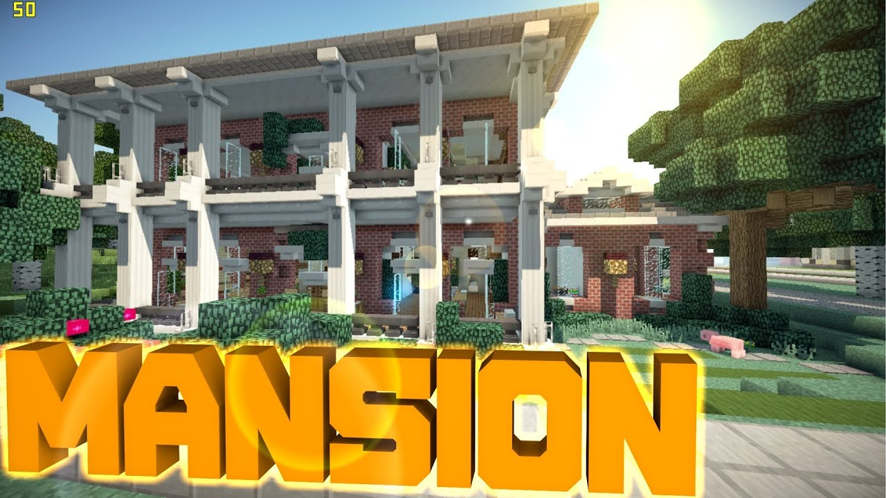 Minecraft pe mansion world of keralis download youtube gumiabroncs Images