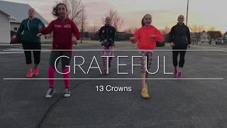 Grateful | 13 Crowns | Cardio Dance Fitness | Kids
