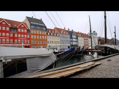 WEEK 13 - DAY IN COPENHAGEN!