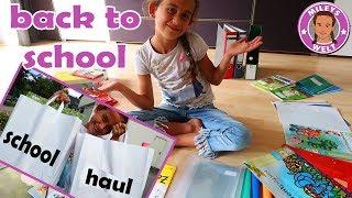 BACK TO SCHOOL Einkaufshaul - Schulsachen shoppen   Mileys Welt