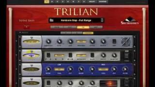 Trilian Spectrasonic total bass modul
