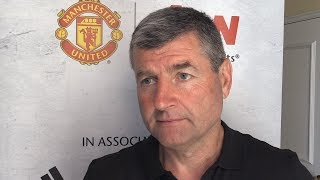 Interview With Denis Irwin - Backs Luke Shaw To Become Manchester Uniteds First Choice Left-Back
