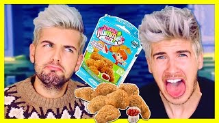 CANDY CHICKEN NUGGETS! - YUMMY NUMMIES