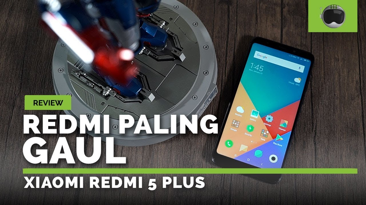 Review Xiaomi Redmi 5 Plus Indonesia Youtube Ram 3gb Internal 32gb Blue Garansi Distributor