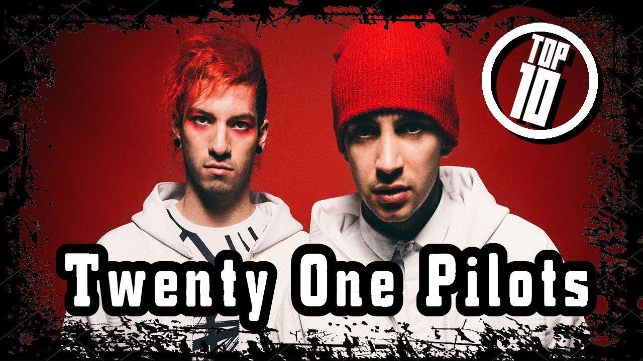 Top 10 Songs - Twenty One Pilots - YouTube