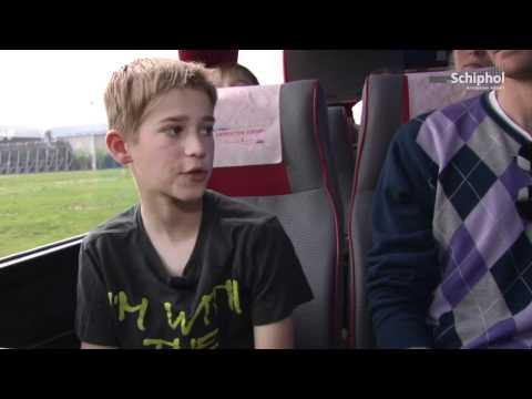 'Behind The Scenes' Bustour; Ideaal Uitje Met De Kinderen