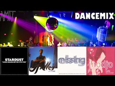 Stardust Vs. Spiller Vs. Everything But The Girl Vs. Modjo - DanceMix (Amit Shalom Mashup)