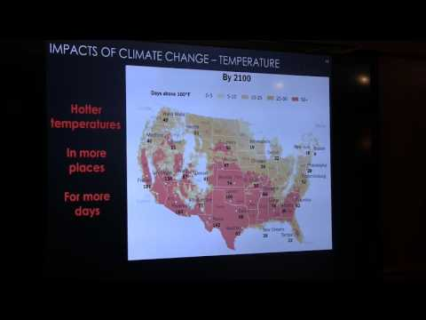 Greg Gershuny: The Coming National Security Challenges of Climate Change