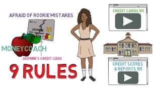 Credit Cards: Mistakes and Best Practices (Credit Card Basics 3/3) Video