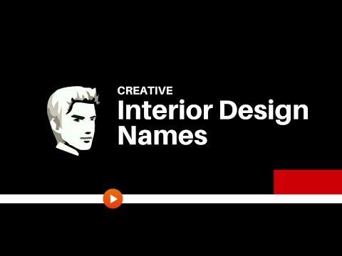 Interior design Business Names Ideas