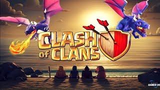 Clash Of Clans - Atacando En Guerra y Analisis De La Guerra