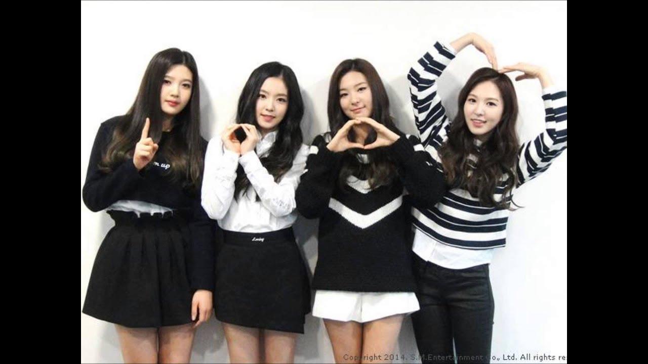 Wallpaper Girl Band Korea Red Velvet Kpop Members Youtube