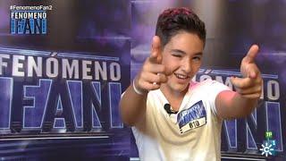 Fenómeno Fan (T2) | Samuel conquista con David Bustamante