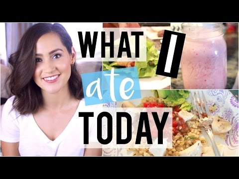 WHAT I ATE TODAY | PALEO WHOLE 30