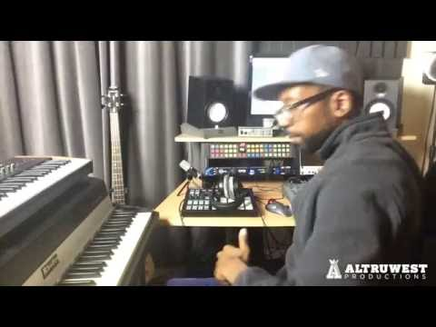 Making West Coast Beats the Right Way- Altruwest Productions