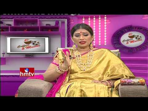 Fashion Trends Shreedevi Chowdary Exclusive Interview - Coffees And Movies | HMTV