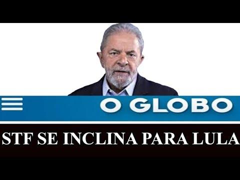Até O Globo diz que STF barra prisão de Lula