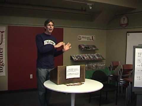 Dave Rutan How to do tabletopics