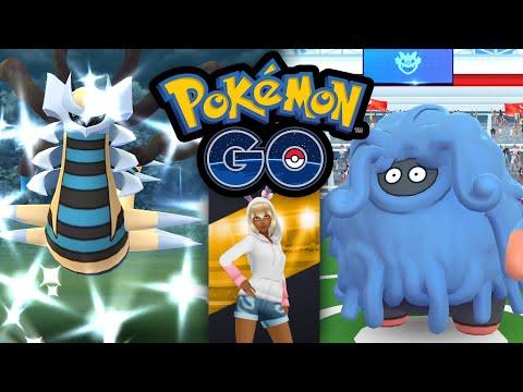 Alle legendären Pokémon an einem Tag! Großes neues Raid-Update | Pokémon GO Deutsch #1690