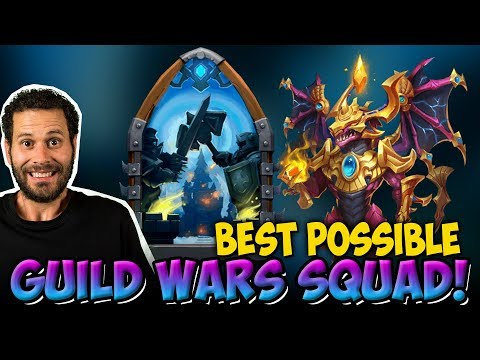 NEVER Fail In Guild Wars With This Set Up Castle Clash
