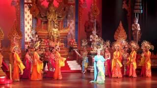 Альказар-шоу, Паттайя, Тайланд