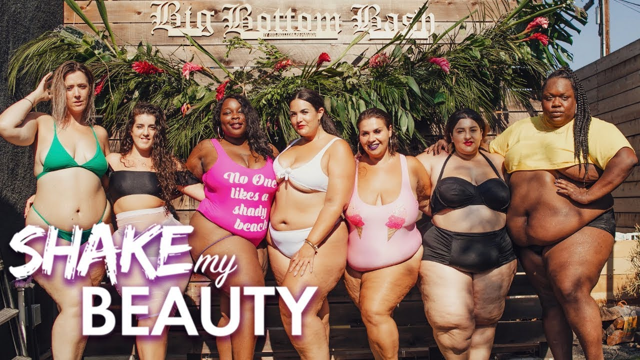 Download Inside The Plus-Sized Party Celebrating Big Bottoms   SHAKE MY BEAUTY