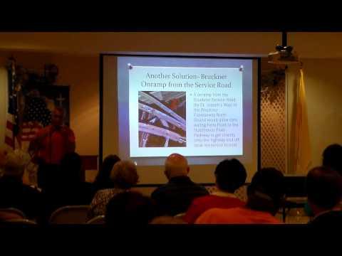 East Bronx Traffic Coalition Public Forum 6/23/15