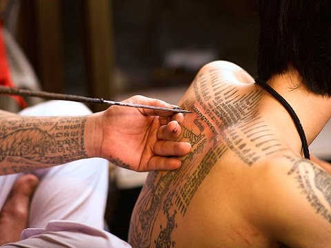 how a tattoo may change your life thai magic tattoos