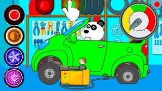Мультфильмы про машинки - автосервис! Новые игровые видео для детей 2019