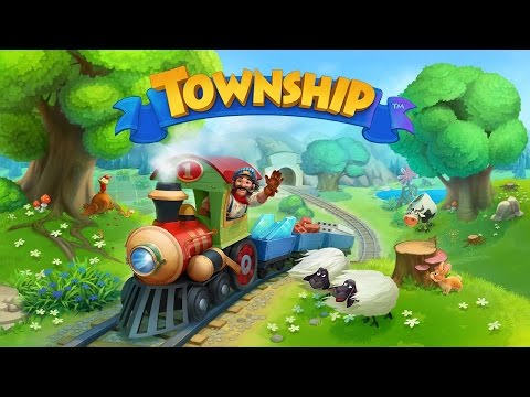 Township (By Playrix) Gameplay iOS & Android HD