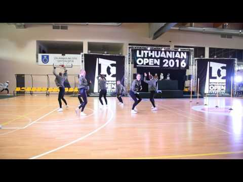 Bagyros |  Adults Small Group | Lithuania Open 2016