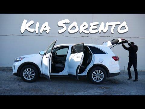 2019 Kia Sorento LX V6 AWD    detailed review and test drive