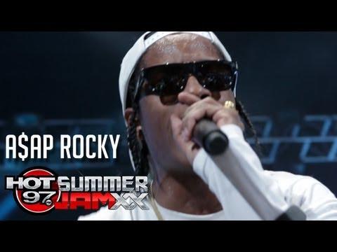 A$AP ROCKY, KENDRICK LAMAR, 2 CHAINZ - Live at Summer Jam XX