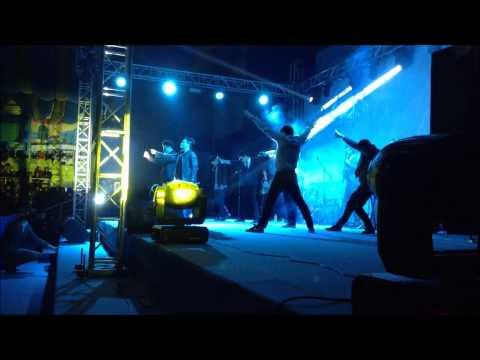 Kayrat Tuntekov & Aibek Bainazarov - Wanna Be Startin' Somethin' (Live)