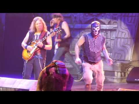 """Powerslave"" Iron Maiden@Prudential Center Newark, NJ 6/7/17"