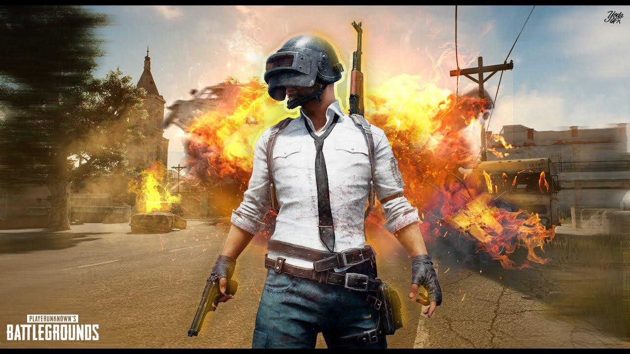 Pubg Wallpaper Hd Pc: Speed Art - YouTube