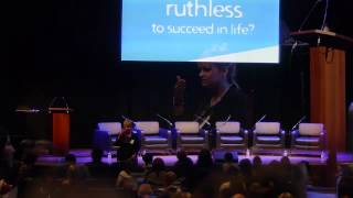 Calming the mind, training the mind - Youth Gathering 2012 - Video 4