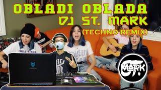 Obladi Oblada - Dj St. Mark (Techno Remix) | ft. GABRIELA BEE