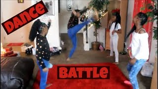 Christmas is almost here ( A DANCE BATTLE FROM X2)