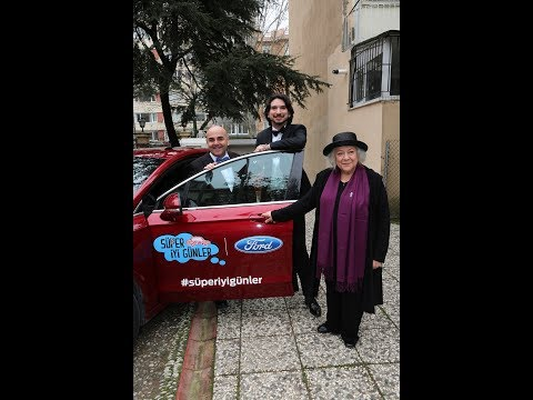 Süper İyi Günler arabasında Nedim Saban ve Halim Ercan, Celile Toyon'u ağırlıyor