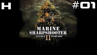 Marine Sharpshooter II Jungle Warfare Walkthrough Part 01