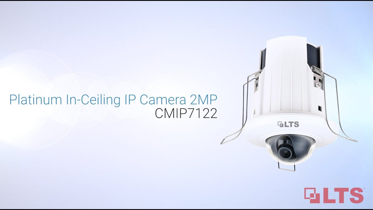 LT Security CMIP7122 IP Camera Drivers for Mac