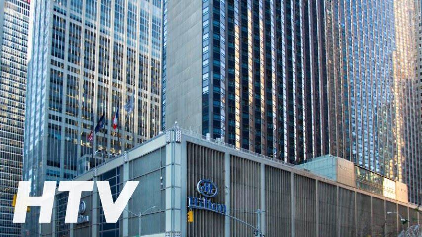 Hotel new york hilton midtown youtube hotel new york hilton midtown sciox Image collections