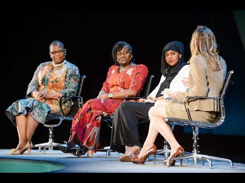 Three incredible women fighting for peace in Africa